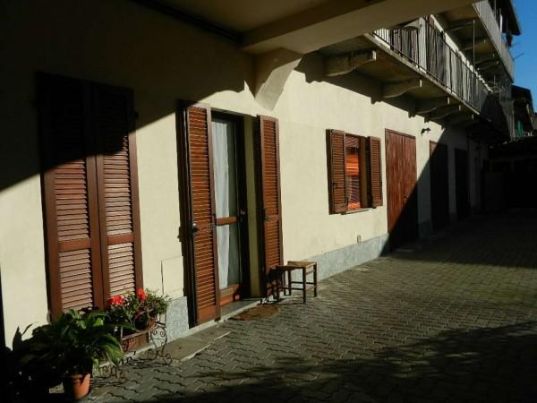 Appartamento in affitto a Venaria Reale, Centro Storico, Arredato, con giardino, 50 mq - Foto 3