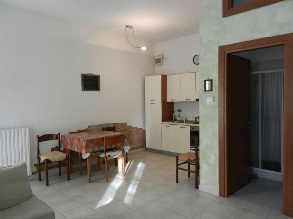 Appartamento in affitto a Venaria Reale, Centro Storico, Arredato, con giardino, 50 mq