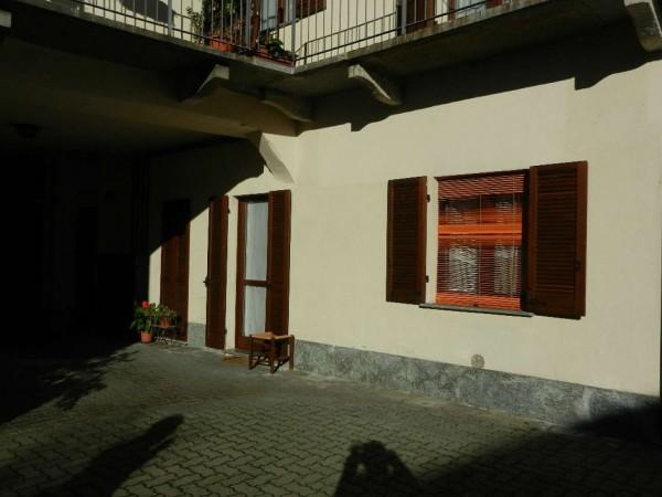 Appartamento in affitto a Venaria Reale, Centro Storico, Arredato, con giardino, 50 mq - Foto 4