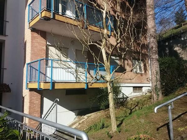 Appartamento in affitto a Torino, Precollina, Con giardino, 130 mq - Foto 18