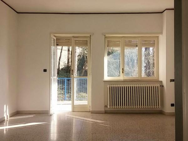 Appartamento in affitto a Torino, Precollina, Con giardino, 130 mq - Foto 17