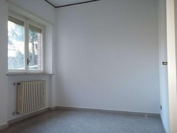 Appartamento in affitto a Torino, Precollina, Con giardino, 130 mq - Foto 12