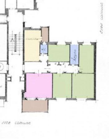 Appartamento in affitto a Torino, Precollina, Con giardino, 130 mq - Foto 2