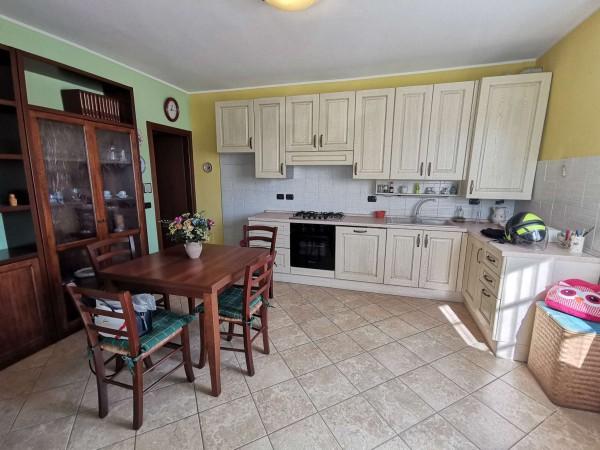Casa indipendente in vendita a Crema, Residenziale Vicinanze Crema, Arredato, 95 mq