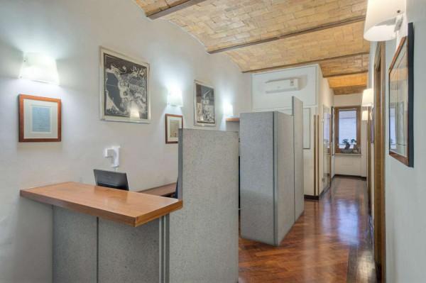 Ufficio in affitto a Roma, Piazza Cavour, 170 mq