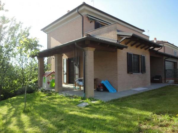 Villa in vendita a Castelletto Monferrato, Con giardino, 250 mq - Foto 33