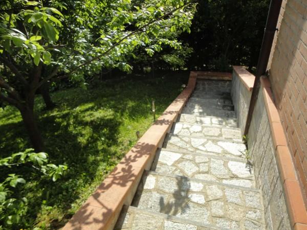 Villa in vendita a Castelletto Monferrato, Con giardino, 250 mq - Foto 31