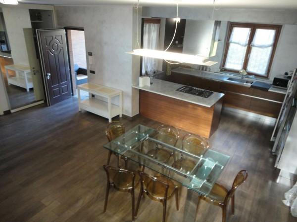 Villa in vendita a Castelletto Monferrato, Con giardino, 250 mq - Foto 23