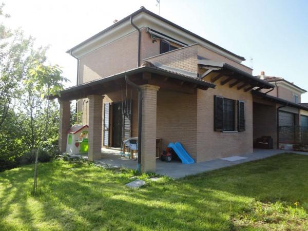 Villa in vendita a Castelletto Monferrato, Con giardino, 250 mq - Foto 34