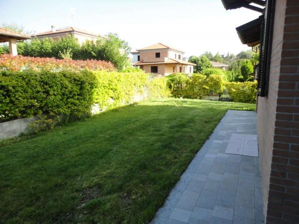 Villa in vendita a Castelletto Monferrato, Con giardino, 250 mq - Foto 28