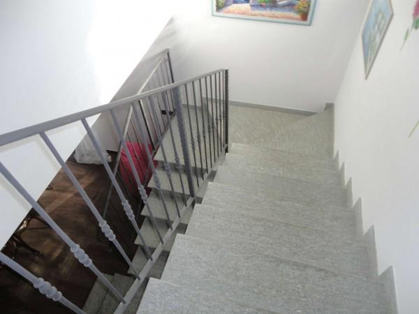 Villa in vendita a Castelletto Monferrato, Con giardino, 250 mq - Foto 13