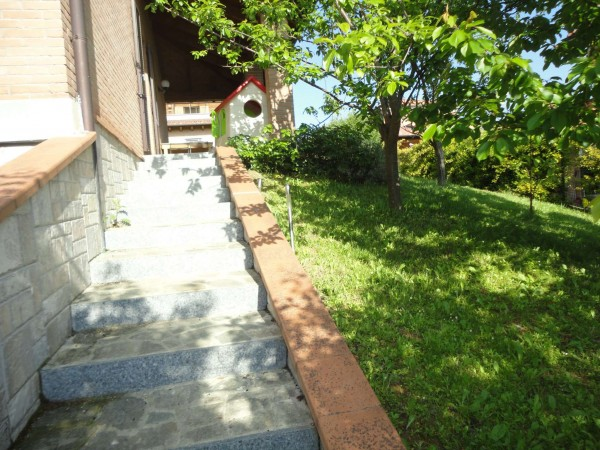Villa in vendita a Castelletto Monferrato, Con giardino, 250 mq - Foto 29