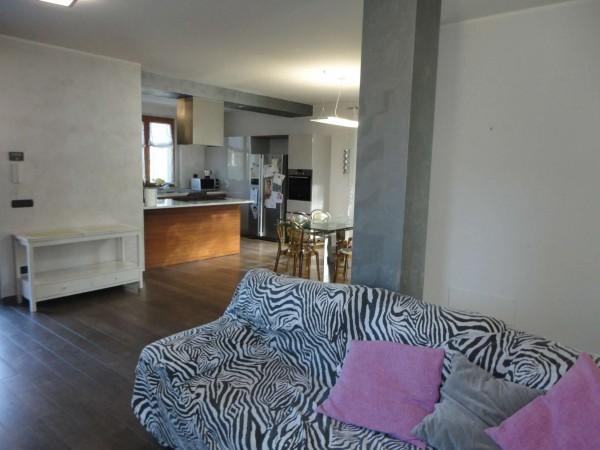 Villa in vendita a Castelletto Monferrato, Con giardino, 250 mq - Foto 24