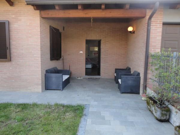 Villa in vendita a Castelletto Monferrato, Con giardino, 250 mq - Foto 27