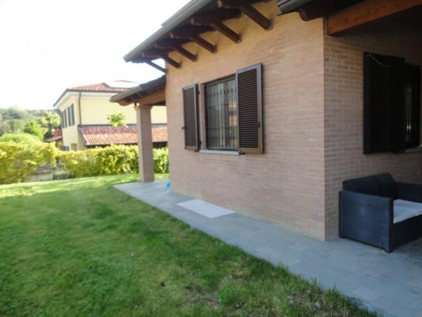Villa in vendita a Castelletto Monferrato, Con giardino, 250 mq - Foto 26