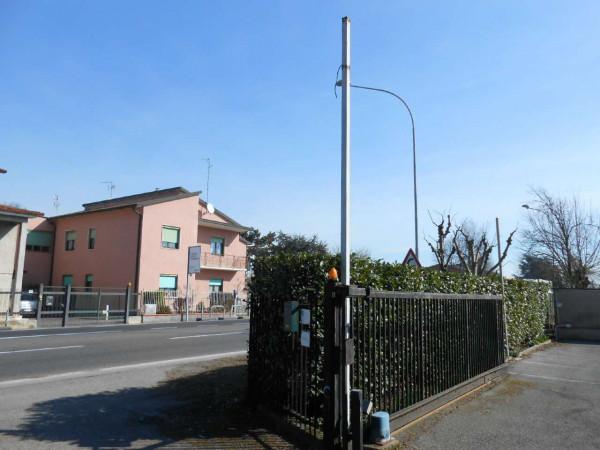 Ufficio in vendita a Madignano, Centro, 137 mq - Foto 22