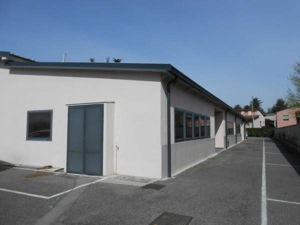 Ufficio in vendita a Madignano, Centro, 137 mq - Foto 11