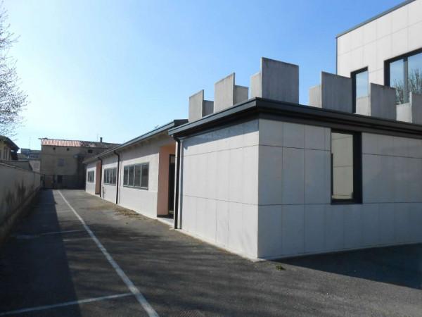 Ufficio in vendita a Madignano, Centro, 137 mq - Foto 19