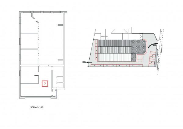 Ufficio in vendita a Madignano, Centro, 750 mq - Foto 4