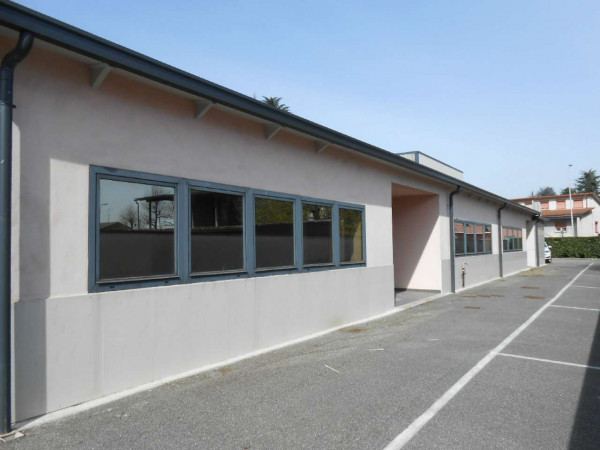 Ufficio in vendita a Madignano, Centro, 750 mq - Foto 109