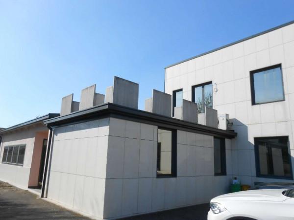 Ufficio in vendita a Madignano, Centro, 135 mq - Foto 16