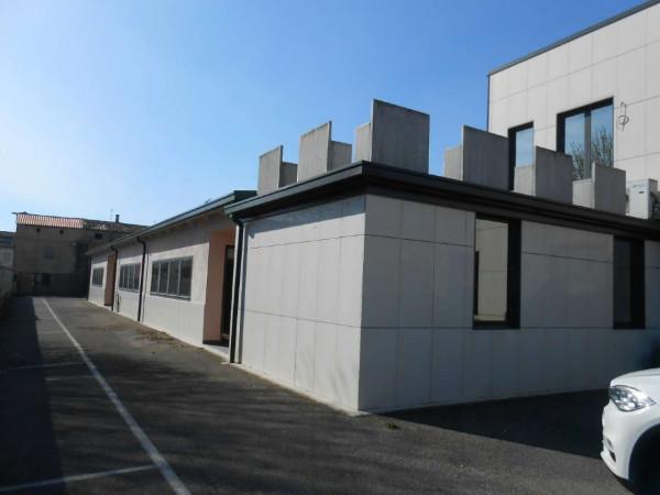 Ufficio in vendita a Madignano, Centro, 135 mq - Foto 14