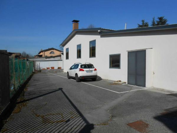 Ufficio in vendita a Crema, Residenziale Vicinanze Crema, 750 mq - Foto 114