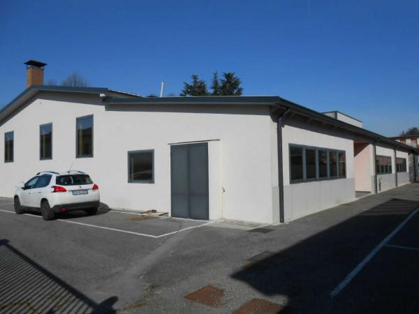 Ufficio in vendita a Crema, Residenziale Vicinanze Crema, 750 mq - Foto 116