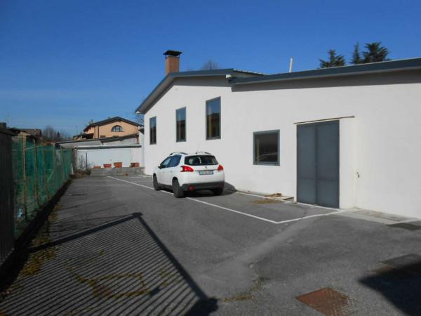 Ufficio in vendita a Crema, Residenziale Vicinanze Crema, 750 mq - Foto 113