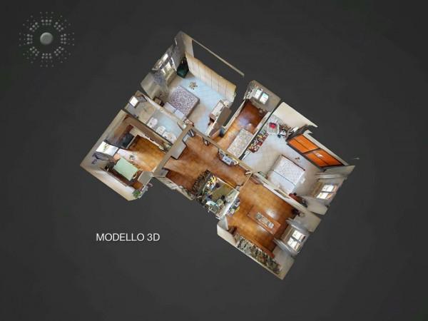 Appartamento in vendita a Firenze, 104 mq - Foto 3