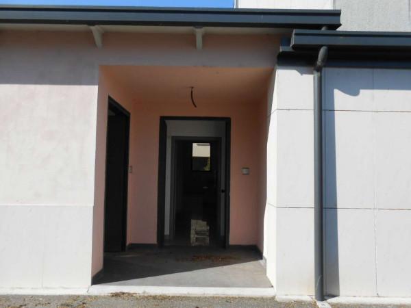 Ufficio in vendita a Madignano, Centro, 115 mq - Foto 6