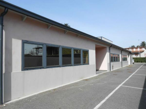 Ufficio in vendita a Madignano, Centro, 115 mq - Foto 9