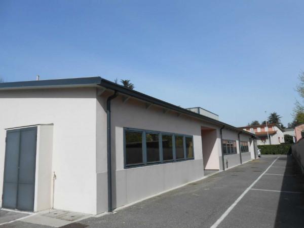 Ufficio in vendita a Madignano, Centro, 115 mq - Foto 7