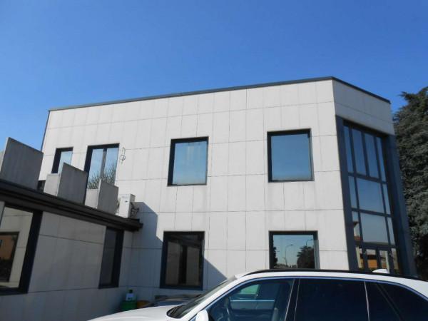 Ufficio in vendita a Madignano, Centro, 115 mq - Foto 16