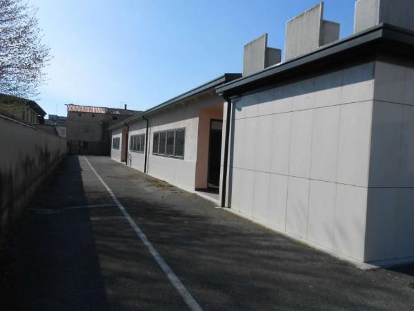 Ufficio in vendita a Madignano, Centro, 115 mq - Foto 11