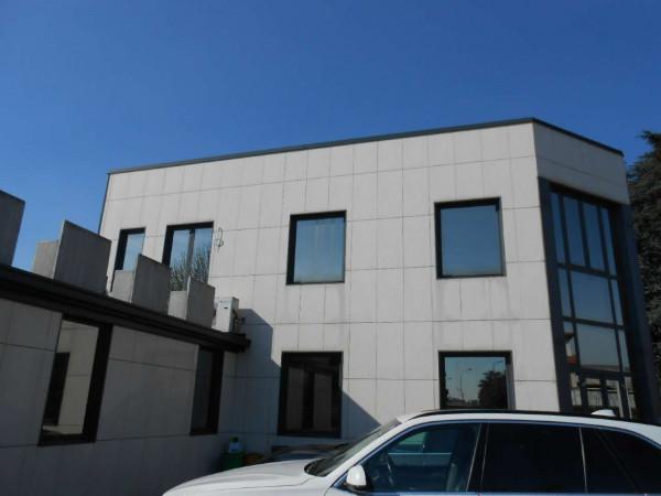 Ufficio in vendita a Madignano, Centro, 115 mq - Foto 12