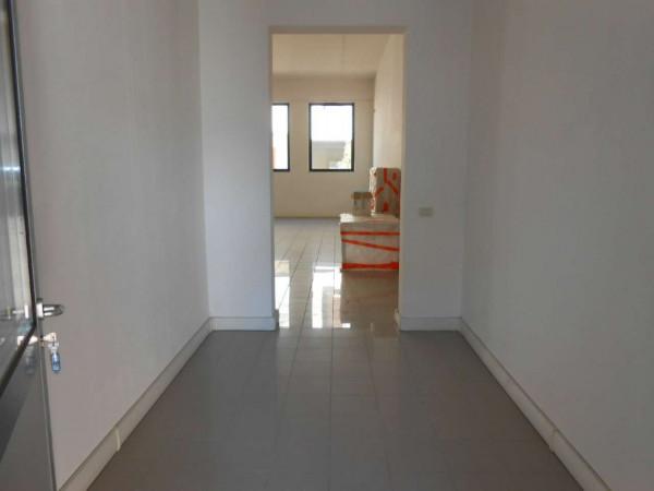 Ufficio in vendita a Madignano, Centro, 115 mq - Foto 5