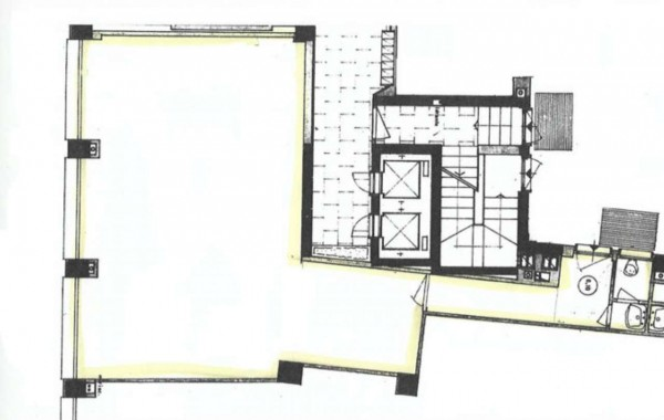 Negozio in affitto a Milano, Tibaldi, 75 mq