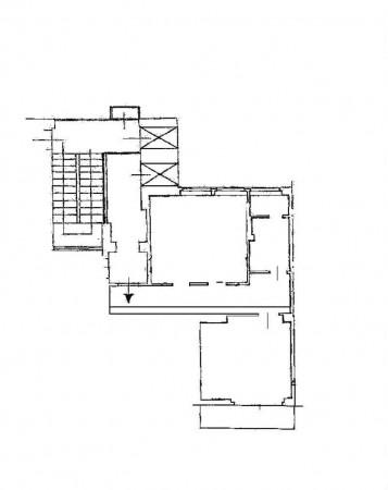 Ufficio in affitto a Milano, Repubblica, 60 mq