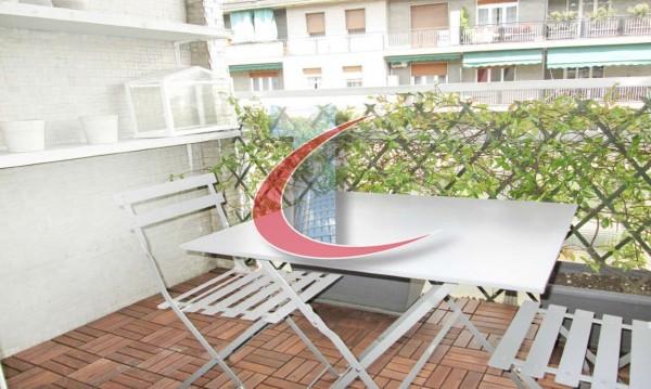 Appartamento in affitto a Milano, Sempione, Arredato, 110 mq - Foto 7