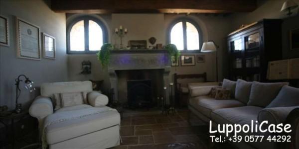 Villa in vendita a Siena, Con giardino, 250 mq - Foto 37