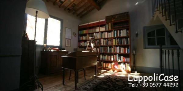 Villa in vendita a Siena, Con giardino, 250 mq - Foto 39