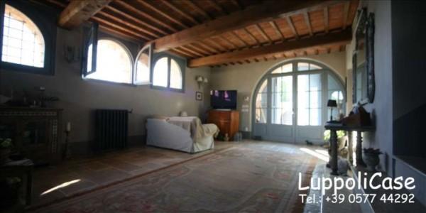 Villa in vendita a Siena, Con giardino, 250 mq - Foto 40
