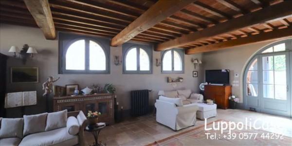 Villa in vendita a Siena, Con giardino, 250 mq - Foto 3
