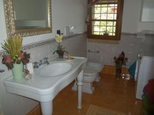 Villa in vendita a Mentana, Mezzaluna, Con giardino, 290 mq - Foto 15