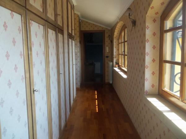 Villa in vendita a Mentana, Mezzaluna, Con giardino, 290 mq - Foto 8