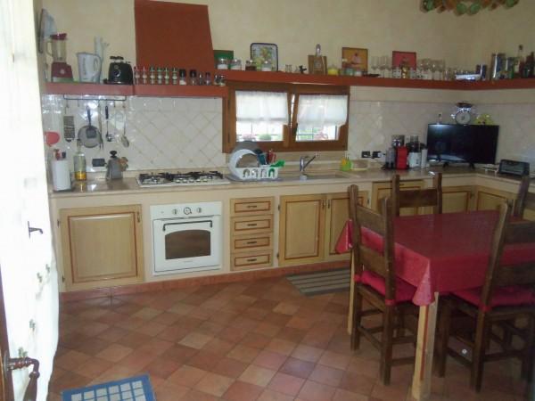 Villa in vendita a Mentana, Mezzaluna, Con giardino, 290 mq - Foto 20