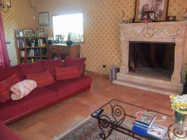 Villa in vendita a Mentana, Mezzaluna, Con giardino, 290 mq - Foto 17
