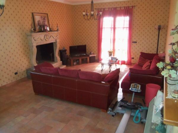 Villa in vendita a Mentana, Mezzaluna, Con giardino, 290 mq - Foto 18