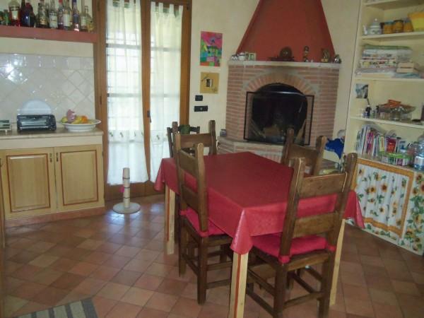 Villa in vendita a Mentana, Mezzaluna, Con giardino, 290 mq - Foto 19
